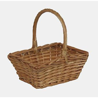 Handle Basket Mini rektangulære Shopper