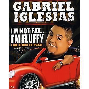 Gabriel Iglesias - I'm Not Fat I'm Fluffy [BLU-RAY] USA import