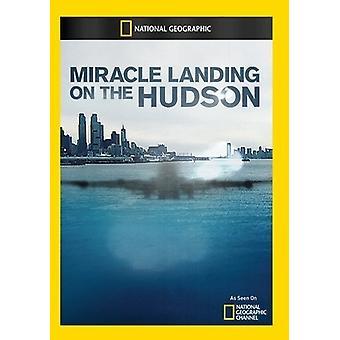 Miracle Landing op de Hudson [DVD] USA import