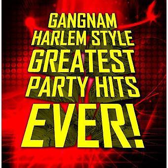 Estilo de Gangnam Harlem: Greatest Hits de partido - estilo de Gangnam Harlem: importación de Estados Unidos partido Greatest Hits [CD]