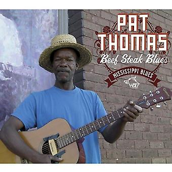 Pat Thomas - nöt biff Blues [CD] USA import