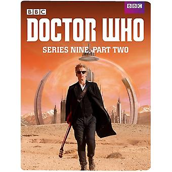 Doctor Who: Series 9 Part 2 [DVD] USA import