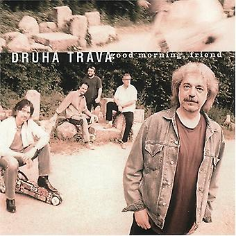 Druha Trava - Good Morning Friend [CD] USA import