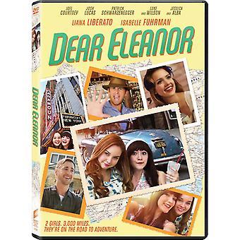 Cara importação EUA Eleanor [DVD]