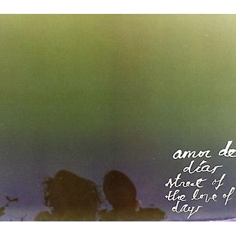 Amor De Dias - straat van de liefde van dagen [CD] USA import