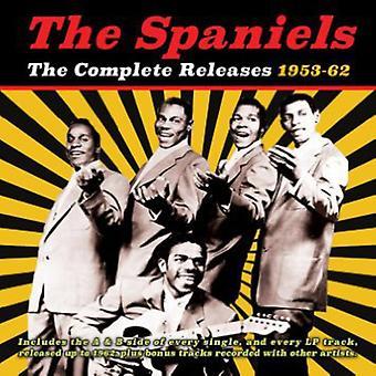 Spaniel - Releases1953 Spaniels-completo-62 [CD] EUA importar