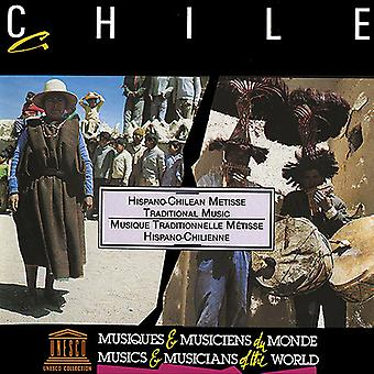 Various Artist - Chile: Hispano-Chilean Metisse Traditional [CD] USA import