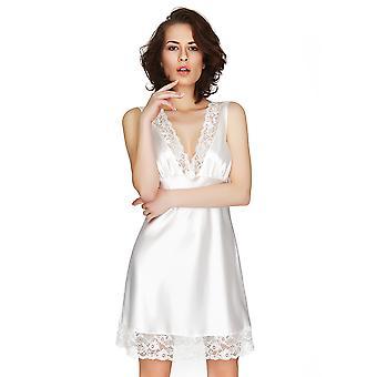 Mio Lounge Venice Ivory Nightdress 131516I