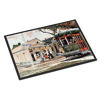 キャロラインズ宝物 8108MAT ニユー ・ オーリンズ市電屋内または屋外マット 18 x 27 D