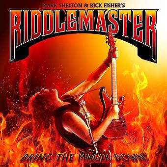 Riddlemaster - brengen de Magik Down [Vinyl] USA import