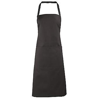 Premier Ladies/Womens Apron (with Pocket) / Workwear