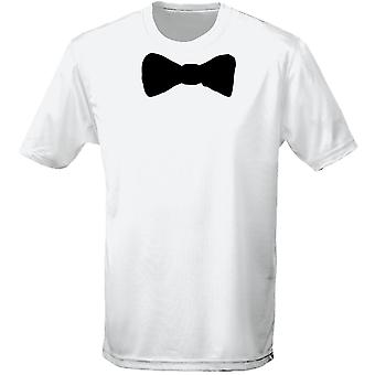 Bow Tie maskeraddräkter Mens T-Shirt 10 företagsfärger (S-3XL) av swagwear