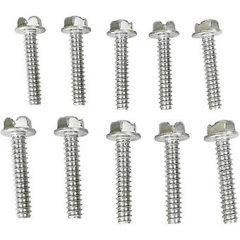 "Hayward AX6060Z1 Screws Type B by 1-1/4"" Set of 10"