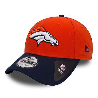 Gorra Nueva Era 9Forty curva ajustable ~ Broncos de Denver