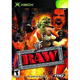 WWE Raw (Xbox) - Nowość