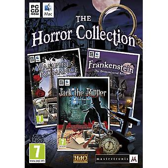 The horror Collection (PC CD)-ny