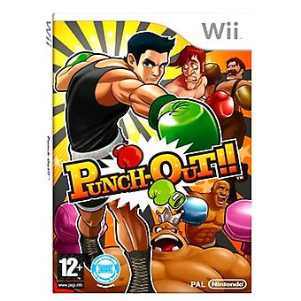 Punch-Out! - Balance Board Compatible (Wii) - Usine scellée