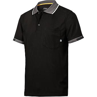 Snickers Mens All Round Work 37.5 Technical Short Sleeve Polo Shirt