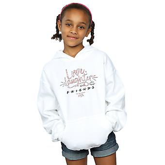 Friends Girls Love Laughter Hoodie