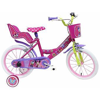 16 diameter bicycle Minnie