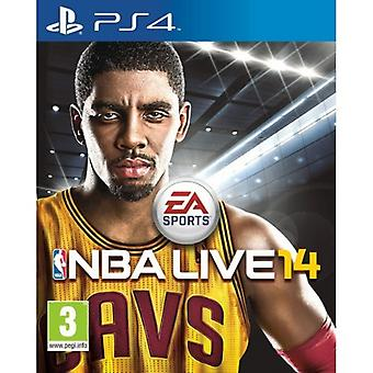NBA Live 14 PS4 Game