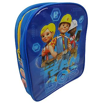 Bob the Builder Children's Backpack, 31 cm, Blue