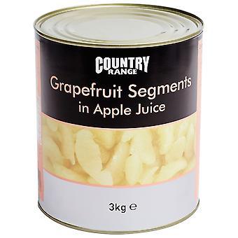 Country Range Grapefruit Segments in Juice