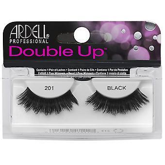 Ardell Double Up False Eyelashes Black 201