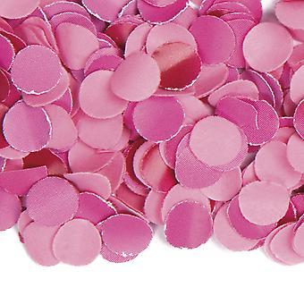 Festa de decoração confetes rosa 1kg Partydeko retardante de chama