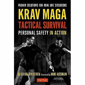 Krav Maga táctico supervivencia - Seguridad Personal en acción por Ben Gershon