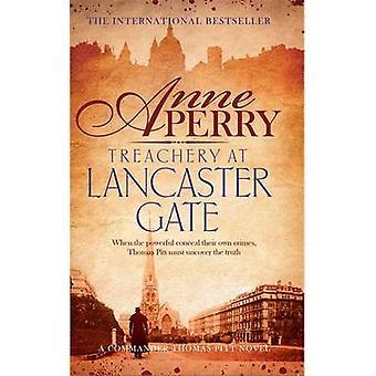 Forræderi på Lancaster Gate af Anne Perry - 9781472219534 bog