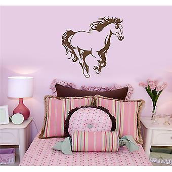 Galloping Horse Wall Sticker