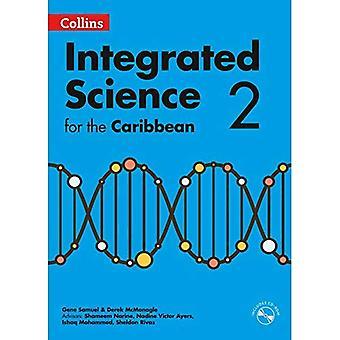 Collins integrerad Science för Västindien - Student's Book 2