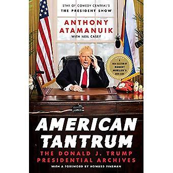 Americano capricci: Archivi presidenziali Trump