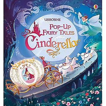 Pop-Up Cinderella - Pop Up Fairy Tales