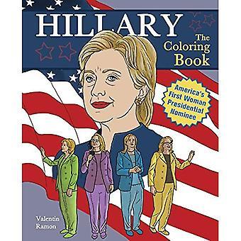 Hillary: Het kleurboek