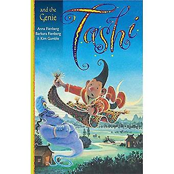 Tashi et le génie (Thellier) (Thellier)