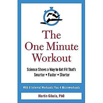 En minut träningen
