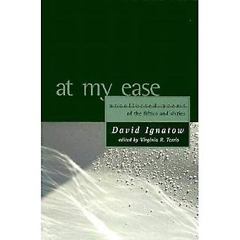 At My Ease: Uncollected Poems of the Fifties and Sixties (American Poets Continuum)