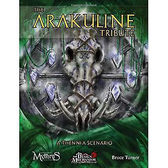 Den Arakuline hyllest: Et Thennla Scenario for Mythras