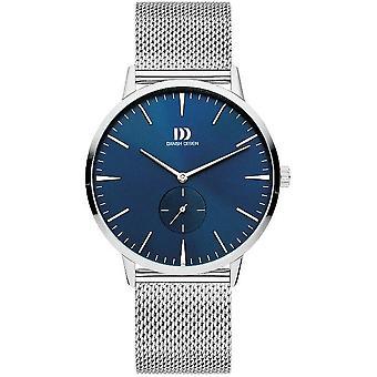Duński design męskie zegarek kolekcja TIDLØS IQ68Q1250 - 3314624