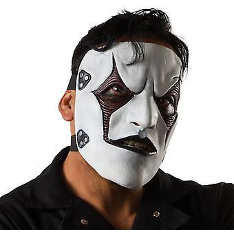 Máscara de Slipknot Jim para adultos