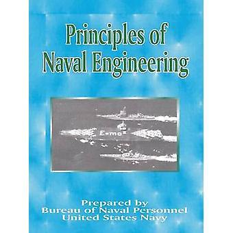 Beginselen van Marine Engineering door Bureau van marinepersoneel