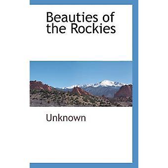 Bellezze delle montagne rocciose da Unknown