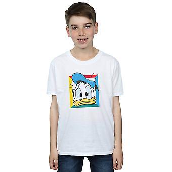 Мальчиков Диснея Дональд Дак запаниковал футболку
