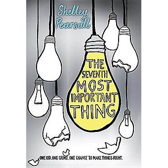 The Seventh Most Important Thing by Shelley Pearsall - 9780553497298