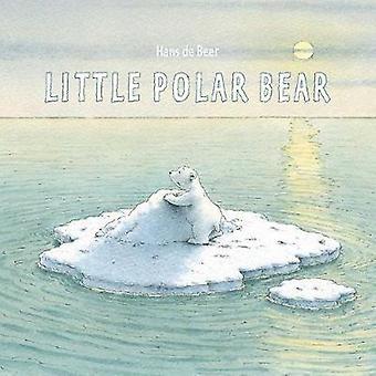 The Little Polar Bear Board Book by Hans de Beer - 9780735843165 Book