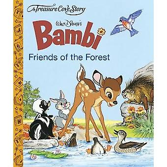 A Treasure Cove Story - Bambi - Friends of the Forest by Centum Books