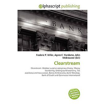 Clearstream by Frederic P Miller - 9786130056322 Book
