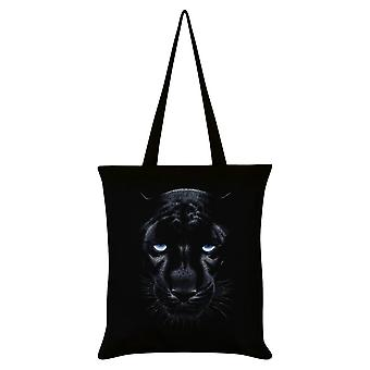 Unorthodox Collective Panther Tote Bag